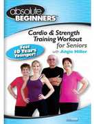 Absolute Beginners: Cardio & Strength Training Workout for Seniors (DVD) at Kmart.com