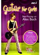 Guitar for Girls: Start Playing With Alex Bach (DVD) at Kmart.com