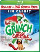 Dr. Seuss' How the Grinch Stole Christmas (Blu-Ray + DVD) at Sears.com