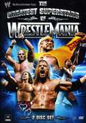 WWE: The Greatest Superstars of Wrestlemania (DVD) at Kmart.com