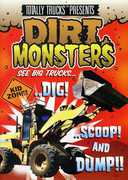Totally Trucks: Dirt Monsters (DVD) at Kmart.com