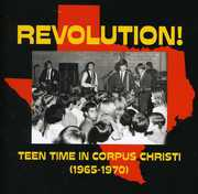 Revolution: Teen Time in Corpus Christi / Various (CD) at Sears.com