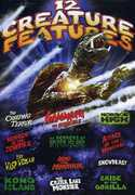 Monster Movie Pack: 12 Creature Features (DVD) at Kmart.com