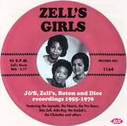 J&S Zell's Baton & Dice Recordings 1955-1970 (CD) at Kmart.com