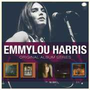 Original Album Series (5PC) , Emmylou Harris