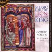 Music for the Lion-Hearted King (CD) at Kmart.com