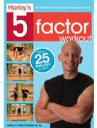 Harley's 5-Factor Workout (DVD) at Kmart.com