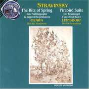 Stravinsky: Le sacre du printemps; Fireworks; The Firebird Suite (CD) at Kmart.com