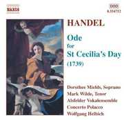 Handel: Ode for St. Cecilia's Day (1739) (CD) at Kmart.com