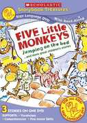 Five Little Monkeys Jumping on the Bed... and More Great Children's Stories (DVD) at Kmart.com