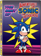 Sonic the Hedgehog: Best of Adventures of Sonic (DVD) at Kmart.com