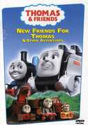 Thomas & Friends: New Friends for Thomas (DVD) at Kmart.com