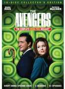 Avengers Emma Peel Megaset (DVD) at Kmart.com