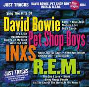Karaoke: Davie Bowie & Pet Shop Boys (CD) at Kmart.com
