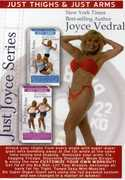Joyce Vedral: Just Thighs and Just Arms Fat Burning Workout (DVD) at Sears.com