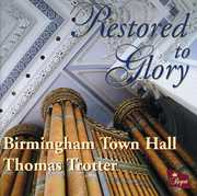 Restored To Glory: Birmingham Town Hall (CD) at Kmart.com