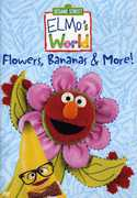 Elmo's World: Flowers, Bananas & More! (DVD) at Sears.com