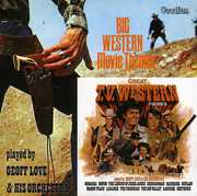 Big Western Movie Themes & Great TV Western Themes (CD) at Kmart.com
