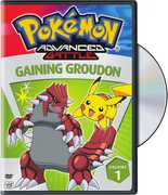 Pokemon Advanced Battle, Vol. 1: Gaining Groudon (DVD) at Sears.com
