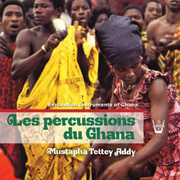 PERCUSSION INSTRUMENTS DU GHANA (CD) at Sears.com