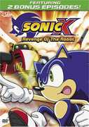 SONIC X 7: REVENGE OF THE ROBOT (DVD) at Kmart.com