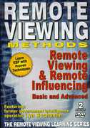 Remote Viewing Methods: Remote Viewing and Remote Influencing (DVD) at Sears.com