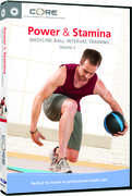 Stott Pilates: Power & Stamina - Medicine Ball Interval Training, Vol. 2 (DVD) at Sears.com
