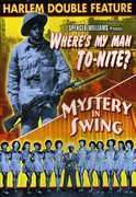 Harlem Double Feature: Where's My Man To-Nite?/Mystery in Swing (DVD) at Kmart.com