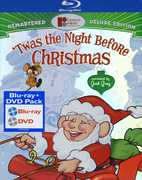'Twas the Night Before Christmas (Blu-Ray + DVD + Digital Copy) at Sears.com