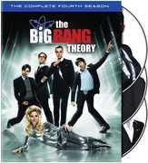 Big Bang Theory: Complete Fourth Season (DVD) at Kmart.com