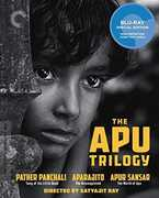Apu Trilogy (Criterion Collection) , Soumitra Chatterjee
