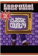 ESSENTIAL MUSIC VIDEOS: CLASSIC COUNTRY / VARIOUS (DVD) at Kmart.com