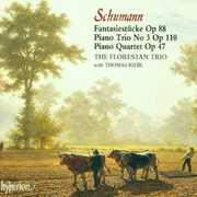 Schumann: Piano Trios, Op. 88; Piano Quartet, Op. 47 (CD) at Sears.com