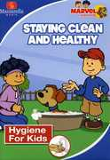 Marvel and Friends: Staying Clean and Healthy (DVD) at Sears.com