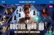 Doctor Who: The Matt Smith Years