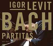 Bach: Partitas BWV 825-830 , Igor Levit