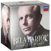 Bela Bartok: Complete Works , Various Artists