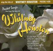 Karaoke: Whitney Houston - Sing the Hits (CD) at Sears.com