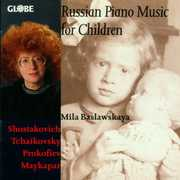 Russian Piano Music for Children (CD) at Kmart.com