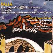 Falla: The Three-Cornered Hat; Homenajes (CD) at Kmart.com