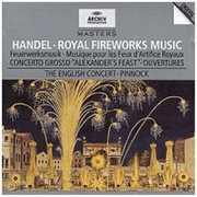 """Handel: Royal Fireworks Music; Concerto Grosso """"Alexander's Feast""""; Ouvertures (CD) at Kmart.com"""