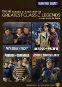 TCM Greatest Classic: Legends - Humphrey Bogart , Claude Rains