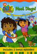 Dora the Explorer: Meet Diego! (DVD) at Sears.com