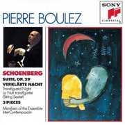 Arnold Schoenberg: Suite, Op. 29; Verkl?rte Nacht; 3 Pieces (CD) at Sears.com