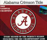 Alabama Crimson Tide: 2009-10 National Champions - Every Second of the Perfect Season (DVD) at Sears.com