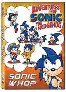 Adventures of Sonic the Hedgehog: Sonic Who (DVD) at Kmart.com