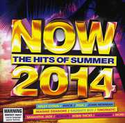 NOW: THE HITS OF SUMMER 2014 / VARIOUS (CD) at Sears.com