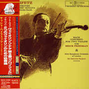 Beethoven: Violin Sonata No. 9; Bach: Concerto for 2 Violin  [Japan LP Sleeve] [Limited Edition] [Japan] (CD) at Sears.com