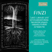 Finzi: Love's Labours Lost; Let Us Garlands Bring; Two Milton Sonnets; Farewell to Arms; In Terra Pax (CD) at Sears.com
