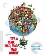 Criterion Collection: It's a Mad Mad Mad Mad World , Buster Keaton